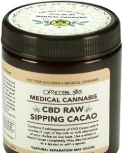 raw sipping cacao healthy edibles