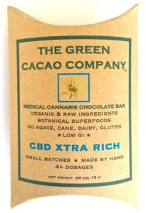 BD Xtra Rich Chocolate Bar healthy edibles