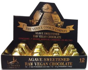 Agave Sweetened Raw Vegan Chocolate healthy edibles
