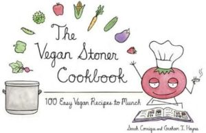 cooking cannabis The Vegan Stoner Cookbook