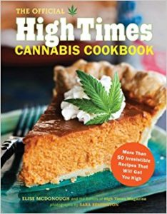 cannabis cooking High Times Cannabis Cookbook