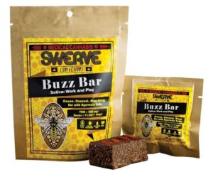 Buzz Energy Bar healthy edibles