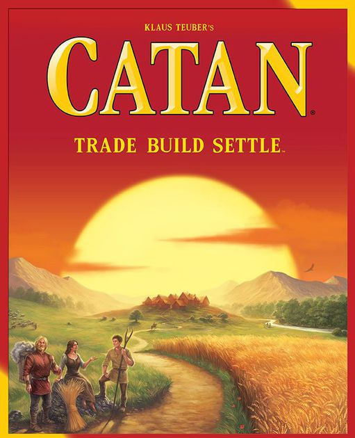 cannabis session Catan