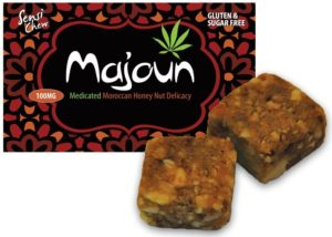 majoun healthy edibles