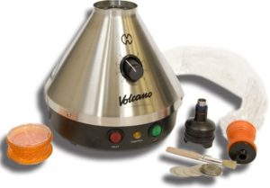 volcano vaporizer cannabis sessions