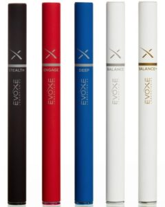 Evox disposable vape pens