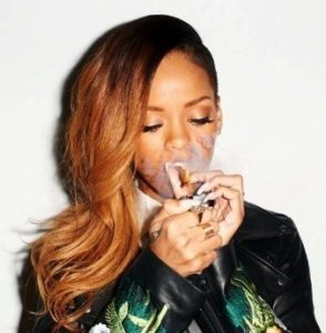 celebrities Rihanna