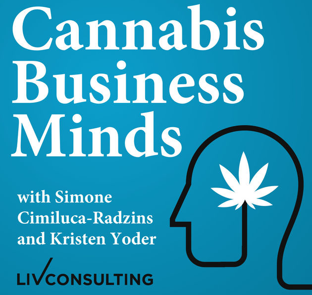 podcasts cannabis business minds
