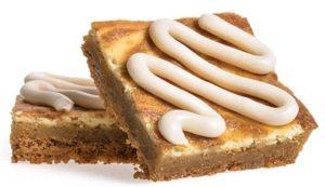 bars caramel cheesecake