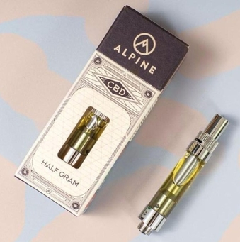 Brand Spotlight: Alpine Vapor's Molecularly Distilled Carts