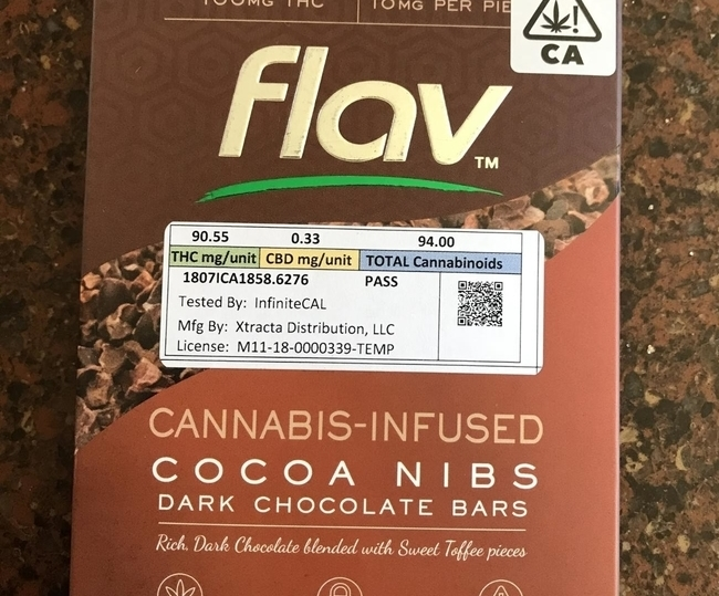 flav cocoa nibs review