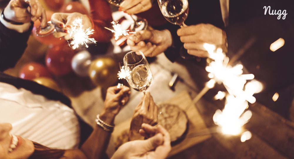 How to Throw a Cannabis-Themed New Year's Party | Nugg