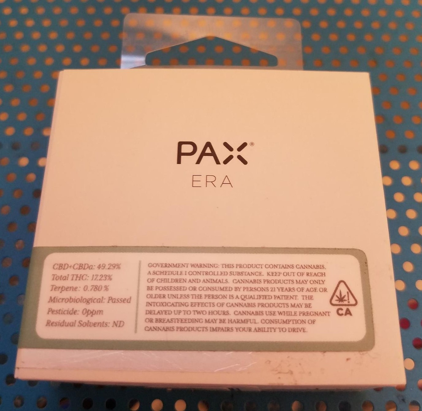 nativ acdc pax era pod review