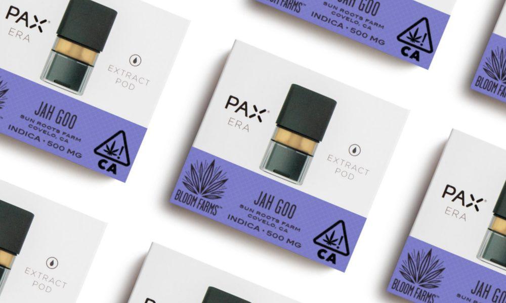 Bloom Farms Jah Goo PAX Era Pod (2019 Review) | Nugg