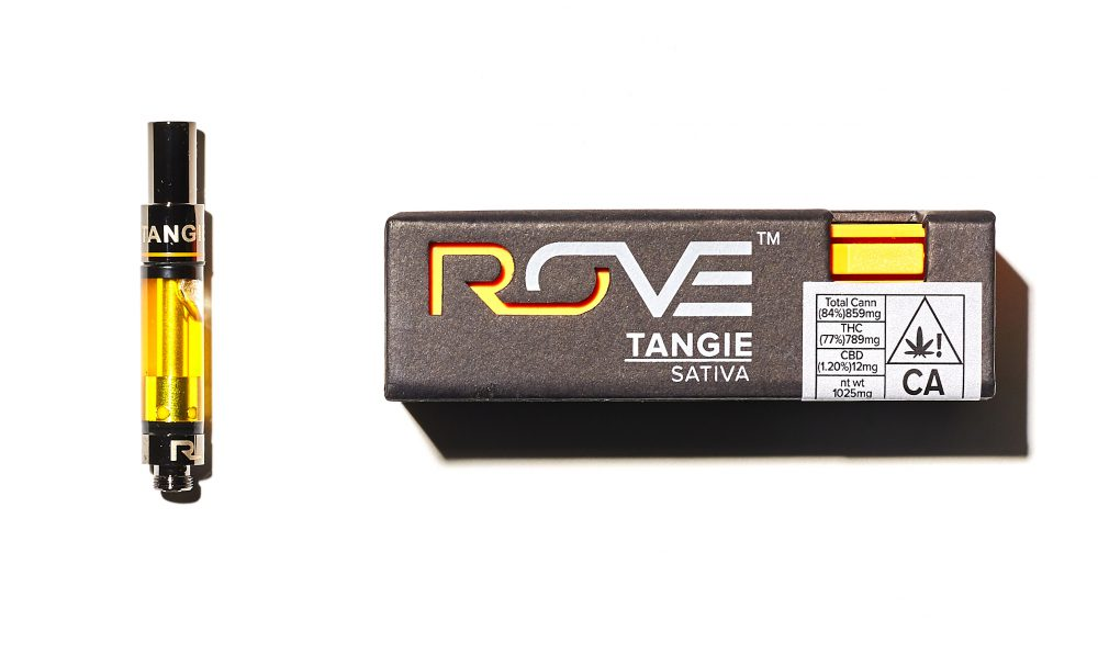 Rove Tangie  5g Vape Cartridge (2019 Review) | Nugg